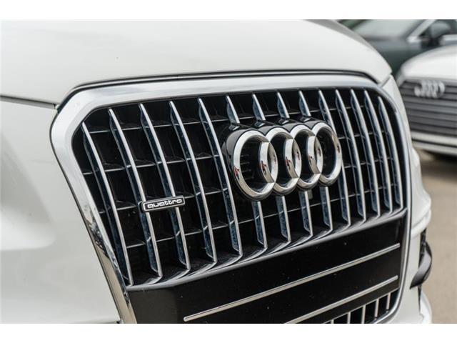 2016 Audi Q5 2.0T Progressiv (Stk: U0753) in Calgary - Image 3 of 18