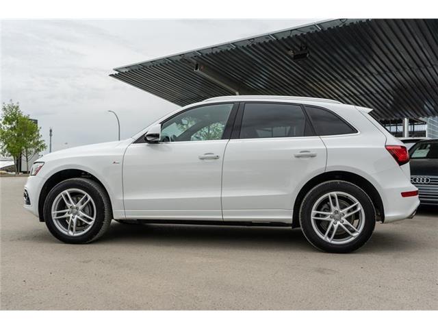 2016 Audi Q5 2.0T Progressiv (Stk: U0753) in Calgary - Image 5 of 18