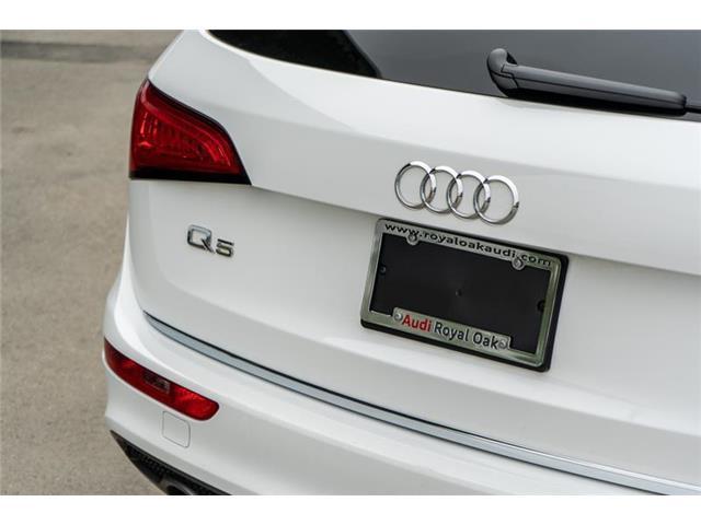 2016 Audi Q5 2.0T Progressiv (Stk: U0753) in Calgary - Image 7 of 18