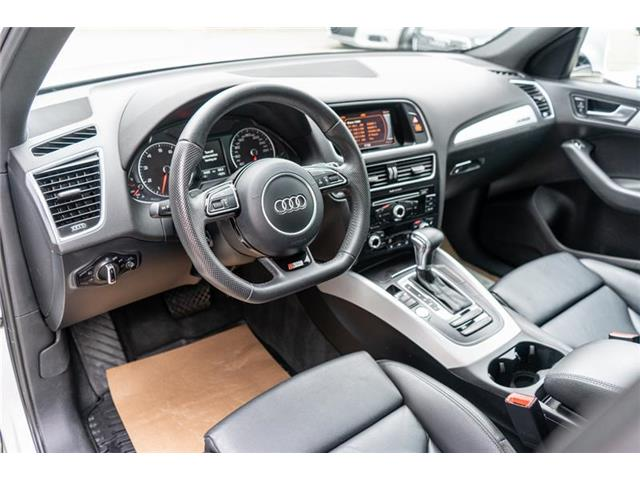 2016 Audi Q5 2.0T Progressiv (Stk: U0753) in Calgary - Image 9 of 18