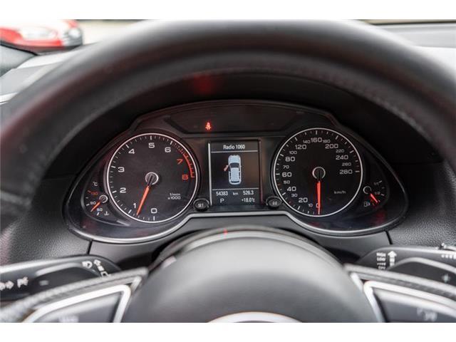 2016 Audi Q5 2.0T Progressiv (Stk: U0753) in Calgary - Image 10 of 18