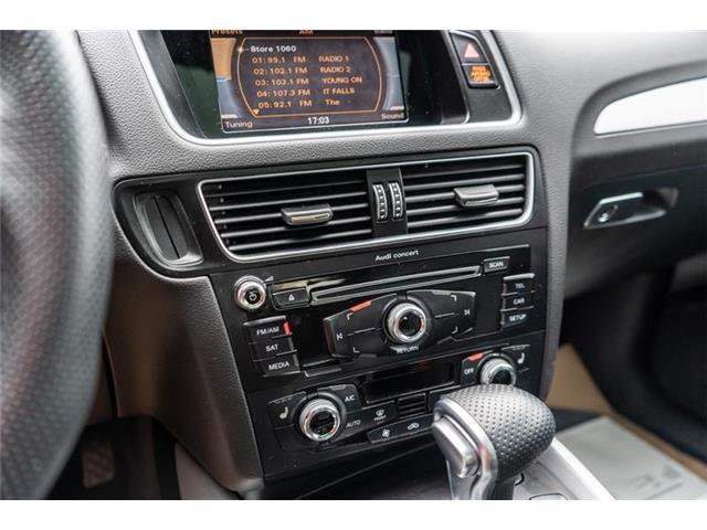 2016 Audi Q5 2.0T Progressiv (Stk: U0753) in Calgary - Image 12 of 18