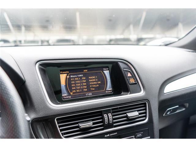2016 Audi Q5 2.0T Progressiv (Stk: U0753) in Calgary - Image 13 of 18