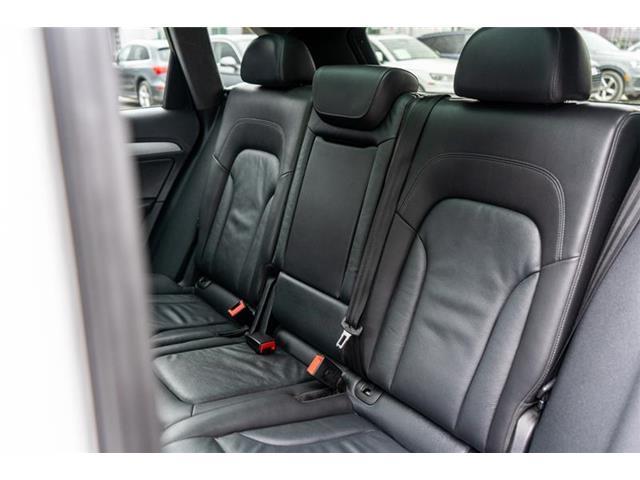 2016 Audi Q5 2.0T Progressiv (Stk: U0753) in Calgary - Image 16 of 18