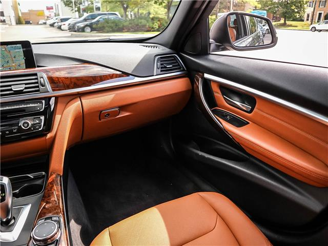 2016 BMW 328i xDrive (Stk: P9101) in Thornhill - Image 14 of 30