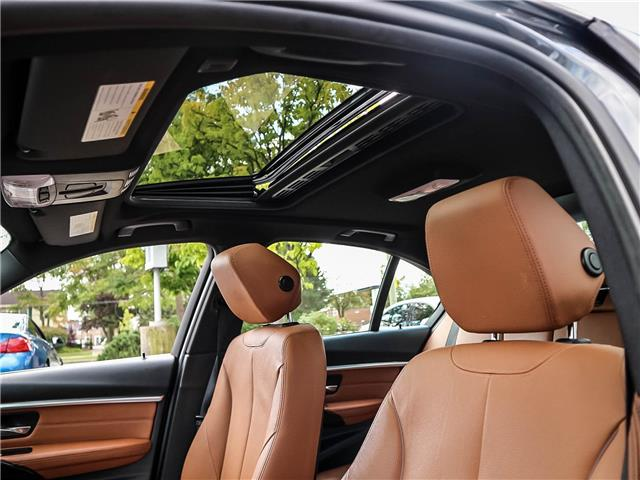 2016 BMW 328i xDrive (Stk: P9101) in Thornhill - Image 25 of 30