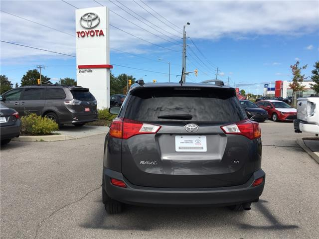 2015 Toyota RAV4 LE (Stk: 190750A) in Whitchurch-Stouffville - Image 5 of 13
