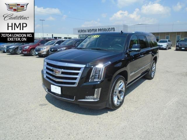 2018 Cadillac Escalade ESV Premium Luxury (Stk: 78895) in Exeter - Image 1 of 30