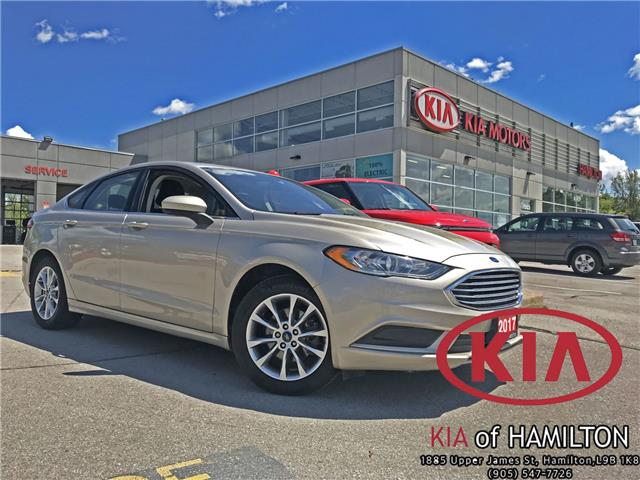 2017 Ford Fusion SE (Stk: OP19011A) in Hamilton - Image 1 of 19