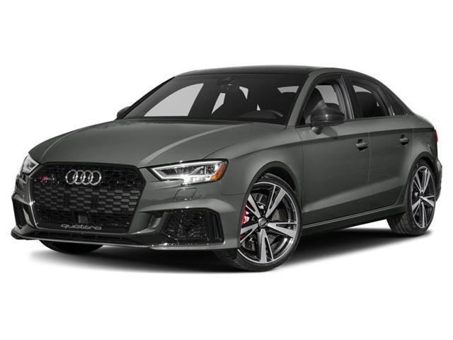 2019 Audi RS 3 2.5T (Stk: 52996) in Ottawa - Image 1 of 9