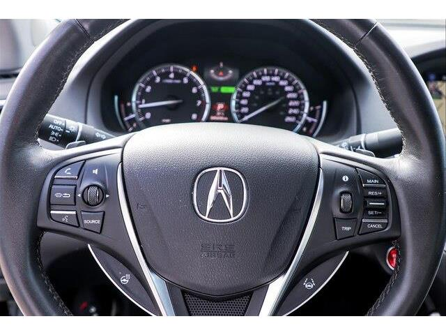 2015 Acura TLX Tech (Stk: P1562) in Ottawa - Image 12 of 27