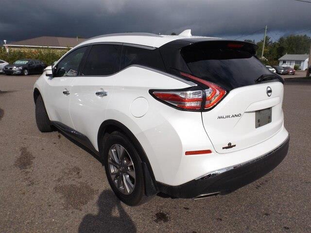 2017 Nissan Murano SL (Stk: P176) in Pembroke - Image 7 of 29