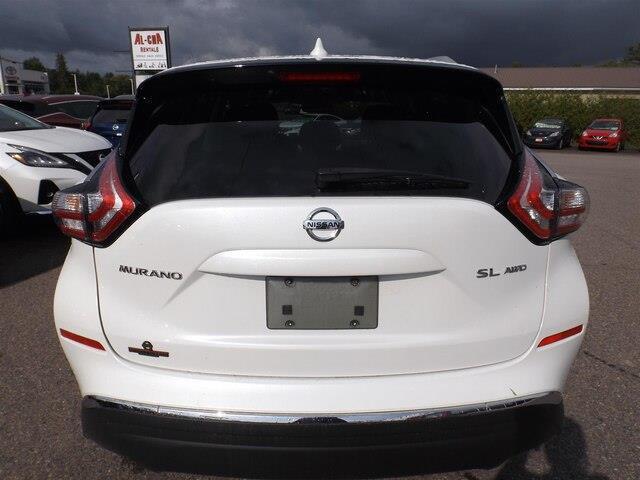 2017 Nissan Murano SL (Stk: P176) in Pembroke - Image 23 of 29
