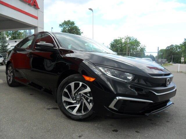 2019 Honda Civic EX (Stk: 10684) in Brockville - Image 7 of 22