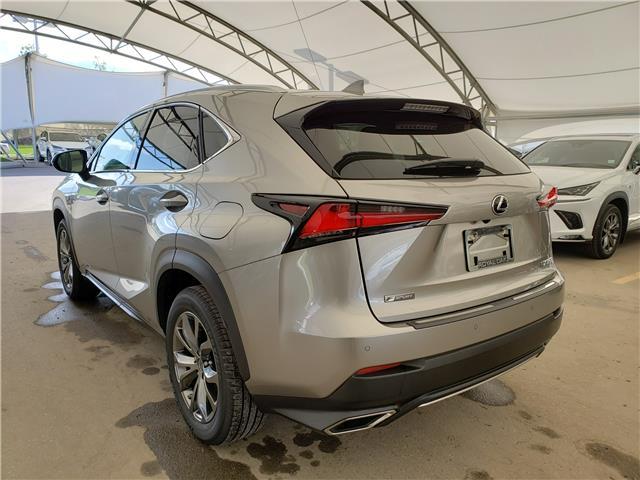 2020 Lexus NX 300 Base (Stk: L20054) in Calgary - Image 3 of 5