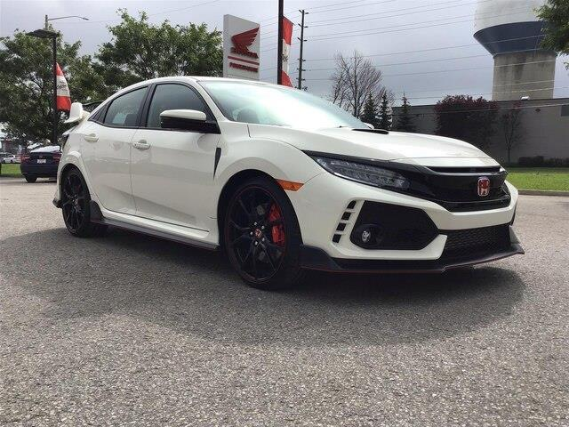 2018 Honda Civic Type R Base (Stk: 181956) in Barrie - Image 7 of 26