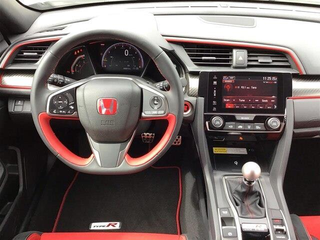 2018 Honda Civic Type R Base (Stk: 181956) in Barrie - Image 8 of 26