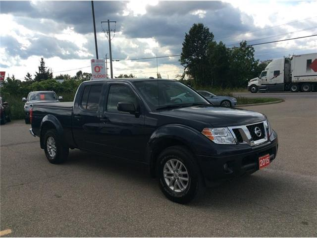 2015 Nissan Frontier SV (Stk: 19-350A) in Smiths Falls - Image 4 of 12