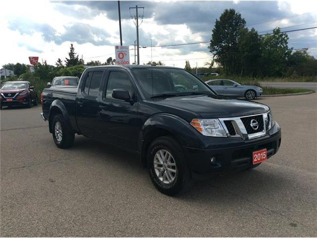 2015 Nissan Frontier SV (Stk: 19-350A) in Smiths Falls - Image 8 of 12