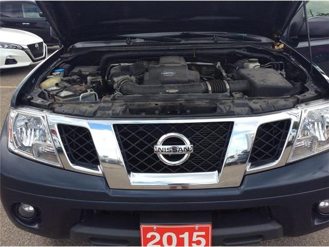 2015 Nissan Frontier SV (Stk: 19-350A) in Smiths Falls - Image 11 of 12