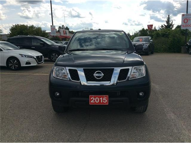 2015 Nissan Frontier SV (Stk: 19-350A) in Smiths Falls - Image 12 of 12
