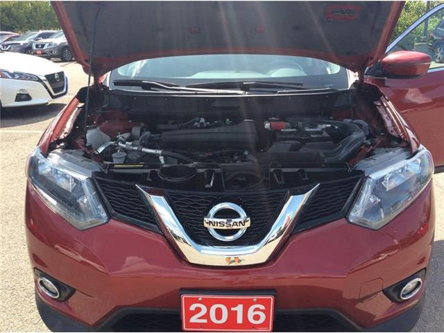 2016 Nissan Rogue SV (Stk: 19-353A) in Smiths Falls - Image 7 of 13