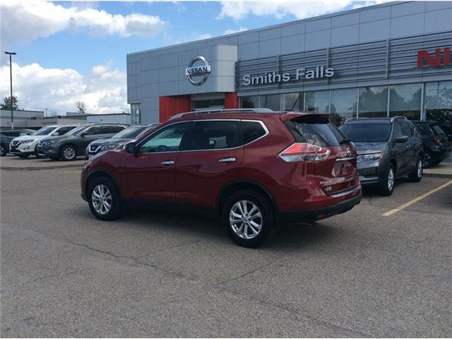 2016 Nissan Rogue SV (Stk: 19-353A) in Smiths Falls - Image 8 of 13