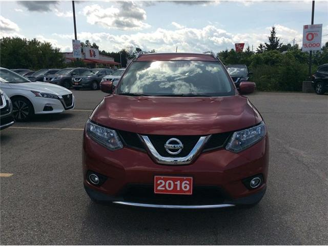 2016 Nissan Rogue SV (Stk: 19-353A) in Smiths Falls - Image 10 of 13