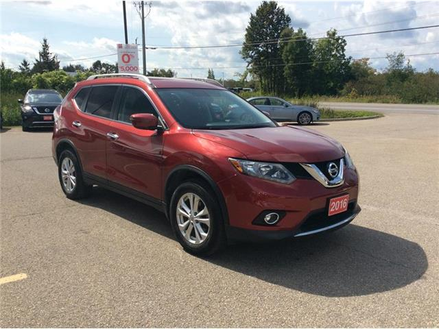 2016 Nissan Rogue SV (Stk: 19-353A) in Smiths Falls - Image 11 of 13