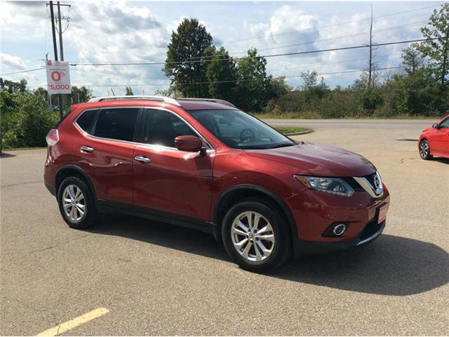 2016 Nissan Rogue SV (Stk: 19-353A) in Smiths Falls - Image 13 of 13