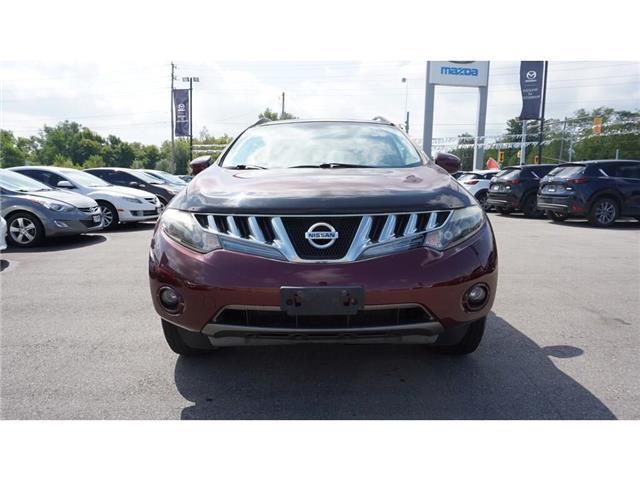 2009 Nissan Murano  (Stk: HU885) in Hamilton - Image 3 of 36