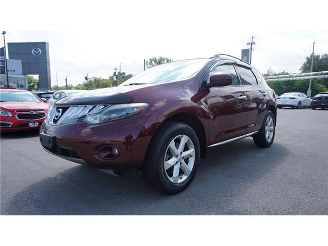 2009 Nissan Murano  (Stk: HU885) in Hamilton - Image 10 of 36