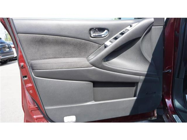 2009 Nissan Murano  (Stk: HU885) in Hamilton - Image 12 of 36