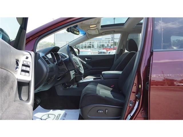 2009 Nissan Murano  (Stk: HU885) in Hamilton - Image 16 of 36