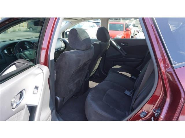 2009 Nissan Murano  (Stk: HU885) in Hamilton - Image 23 of 36