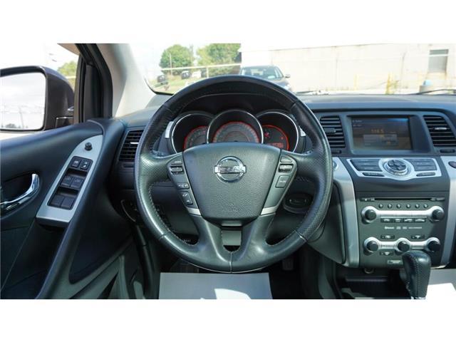 2009 Nissan Murano  (Stk: HU885) in Hamilton - Image 29 of 36