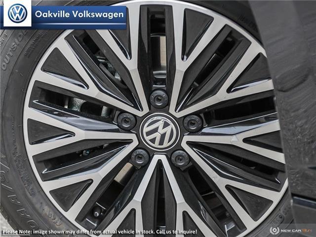 2019 Volkswagen Jetta 1.4 TSI Highline (Stk: 21614) in Oakville - Image 8 of 23