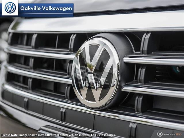 2019 Volkswagen Jetta 1.4 TSI Highline (Stk: 21614) in Oakville - Image 9 of 23
