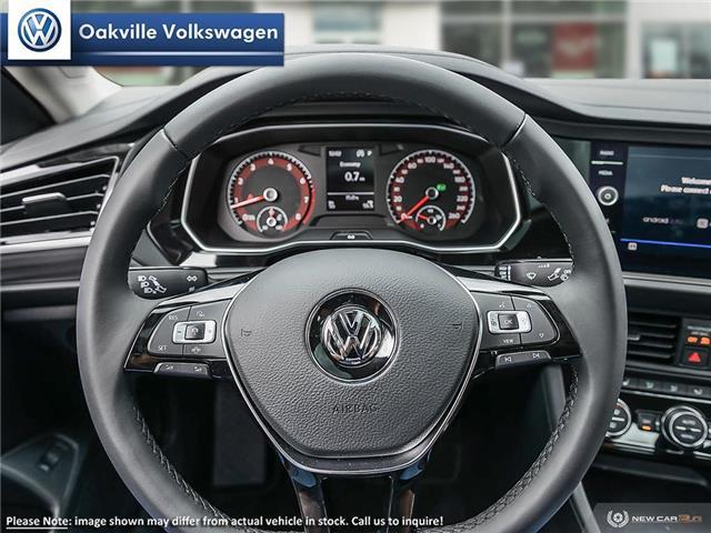 2019 Volkswagen Jetta 1.4 TSI Highline (Stk: 21614) in Oakville - Image 13 of 23