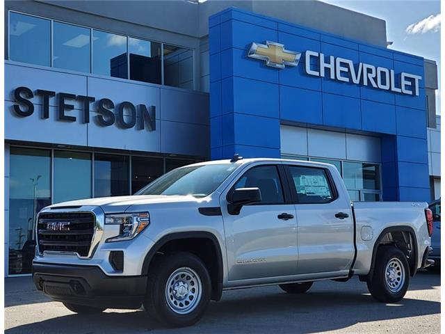 2019 GMC Sierra 1500 Base (Stk: 19-369) in Drayton Valley - Image 1 of 7