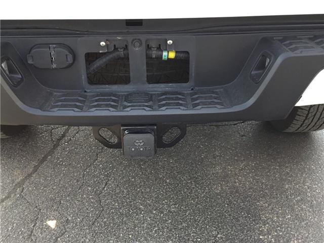 2016 Toyota Tacoma  (Stk: P0057520) in Cambridge - Image 7 of 30