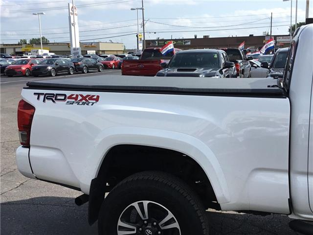 2016 Toyota Tacoma  (Stk: P0057520) in Cambridge - Image 10 of 30