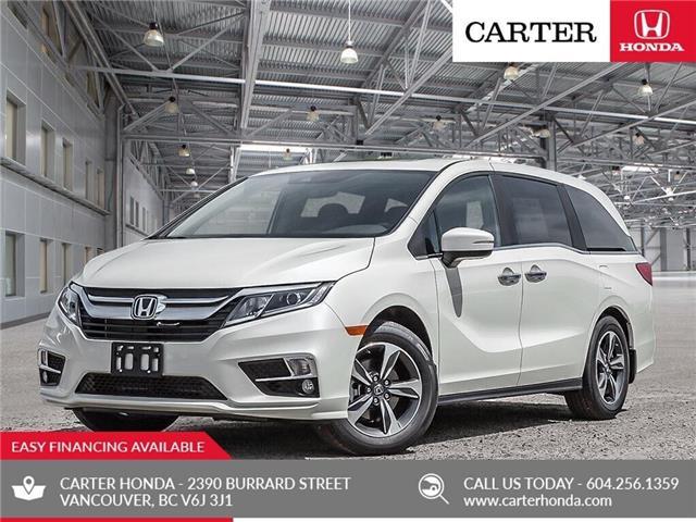 2018 Honda Odyssey EX-L (Stk: 8J57270) in Vancouver - Image 1 of 10