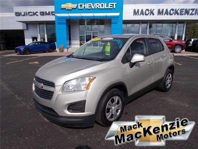2015 Chevrolet Trax LS (Stk: 29176) in Renfrew - Image 1 of 8