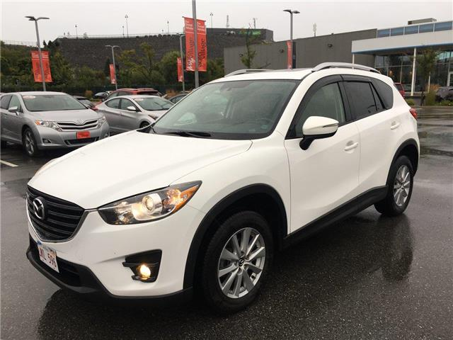 2016 Mazda CX-5 GS (Stk: T672317A) in Saint John - Image 1 of 6