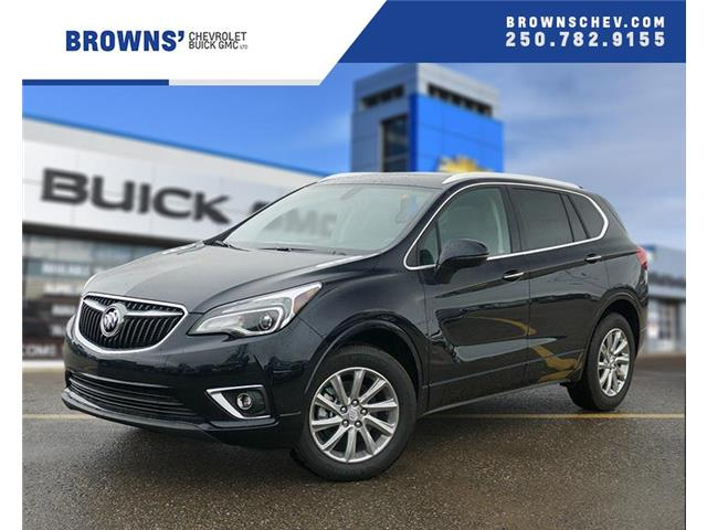 2020 Buick Envision Essence (Stk: T20-799) in Dawson Creek - Image 1 of 17