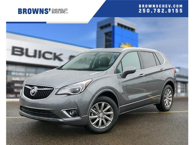 2020 Buick Envision Essence (Stk: T20-800) in Dawson Creek - Image 1 of 17