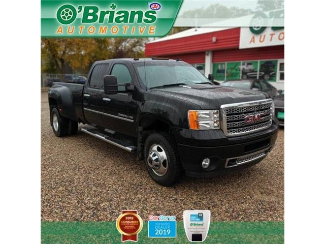 2014 GMC Sierra 3500HD Denali (Stk: 12602B) in Saskatoon - Image 1 of 19