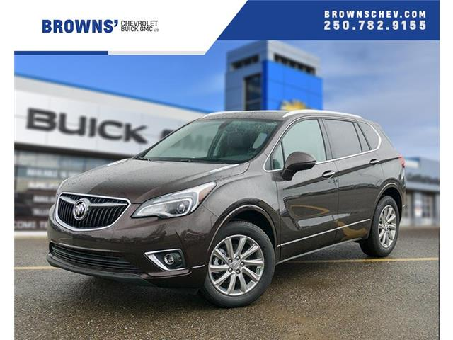 2020 Buick Envision Essence (Stk: T20-802) in Dawson Creek - Image 1 of 17