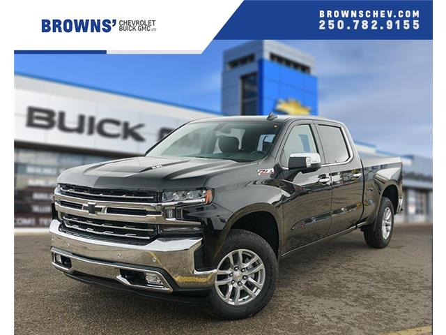 2020 Chevrolet Silverado 1500 LTZ (Stk: T20-811) in Dawson Creek - Image 1 of 16